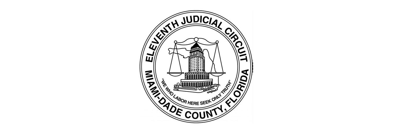 Eleventh Judicial Circuit Miami-Dade County, FloridaLogo